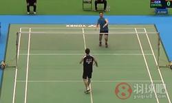 李宗伟VS茨维布勒 2014日本公开赛 男单1/8决赛视频