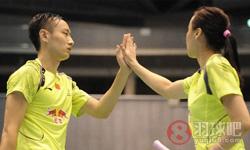 张楠/赵芸蕾VS迈克斯/福克斯 2014日本公开赛 混双决赛视频