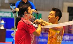 李宗伟VS胡赟 2014日本羽毛球公开赛 男单决赛视频