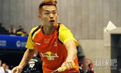 约根森VS林丹 2014日本羽毛球公开赛 男单1/4决赛视频