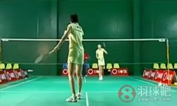 战术:接发球抢攻 陈伟华羽毛球教学 第43集