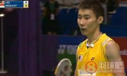 陶菲克VS李宗伟 2010世锦赛 男单1/4决赛视频
