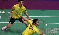 陈文宏/古健杰VS李龙大/郑在成 2010世锦赛 男双1/4决赛视频