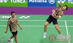 蔡赟/傅海峰VS基多/塞蒂亚万 2010世锦赛 男双半决赛视频