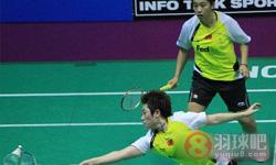 于洋/杜婧VS马晋/王晓理 2010羽毛球世锦赛 女双决赛视频