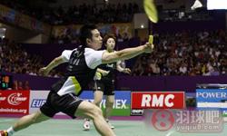 郑波/马晋VS于洋/何汉斌 2010羽毛球世锦赛 混双决赛视频
