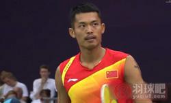 林丹VS埃文斯 2012奥运会羽毛球 男单资格赛视频