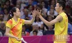 徐晨/马晋VS张楠/赵芸蕾 2012奥运会羽毛球 混双决赛视频