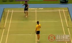汪鑫VS戴资颖 2011日本公开赛 女单1/8决赛视频