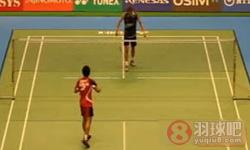 盖德VS西蒙 2011日本万博体育手机下载 男单1/4决赛万万博体育登录