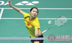 内维尔VS汪鑫 2011苏迪曼杯 女单1/4决赛视频