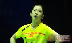 王适娴VS裴延珠 2011苏迪曼杯 女单半决赛万万博体育登录