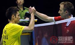 林丹VS盖德 2011苏迪曼杯 男单决赛万万博体育登录