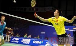 谌龙VS阿萨尔森 2012中国大师赛 男单1/16决赛视频