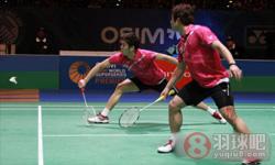 李龙大/郑在成VS鲍伊/摩根森 2012全英公开赛 男双半决赛视频