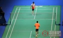 林丹VS田儿贤一 2012全英公开赛 男单半决赛视频