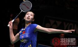 李雪芮VS王仪涵 2012全英羽毛球公开赛 女单决赛视频