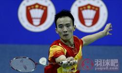 杜鹏宇VS维汀哈斯 2012羽联总决赛 男单半决赛视频