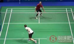 约根森VS维汀哈斯 2014羽联总决赛 男单半决赛视频