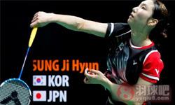 山口茜VS成池铉 2014羽联总决赛 女单半决赛视频