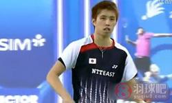 李宗伟VS田儿贤一 2012韩国公开赛 男单1/4决赛视频