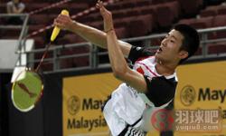 李宗伟VS谌龙 2012马来公开赛 男单半决赛视频