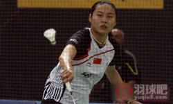 王仪涵VS内维尔 2012马来公开赛 女单半决赛视频