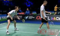 古健杰/陈文宏VS鲍伊/摩根森 2012丹麦公开赛 男双半决赛视频