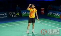 申克VS蒋燕皎 2012丹麦公开赛 女单半决赛视频