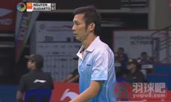 苏吉亚托VS阮天明 2013新加坡公开赛 男单半决赛视频