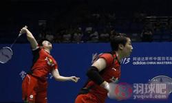 王晓理/于洋VS马晋/汤金华 2013中国大师赛 女双决赛视频