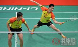 刘小龙/邱子瀚VS李龙大/高成炫 2013苏迪曼杯 男双决赛视频