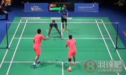 刘成/包宜鑫VS普特拉/普拉蒂普塔 2015瑞士公开赛 混双1/8决赛视频
