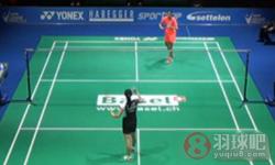 孙瑜VS高桥沙也加 2015瑞士公开赛 女单半决赛视频