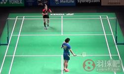 王适娴VS裴延姝 2015澳大利亚公开赛 女单半决赛视频