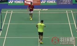 林丹VS金廷 2015台北公开赛 男单1/4决赛视频