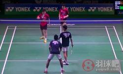 李龙大/柳延星VS普拉塔玛/苏华迪 2015日本公开赛 男双半决赛视频