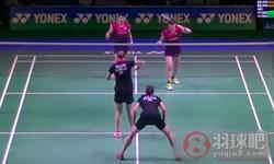 佩蒂森/尤尔VS松尾静香/内藤真实 2015日本公开赛 女双半决赛视频
