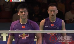 李龙大/柳延星VS傅海峰/张楠 2015日本公开赛 男双决赛视频