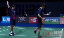 阿山/塞蒂亚万VS远藤大由/早川贤一 2015世界羽联总决赛 男双资格赛视频