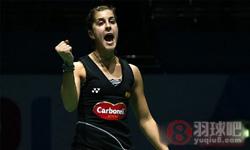 奥原希望VS马琳 2015世界羽联总决赛 女单半决赛视频