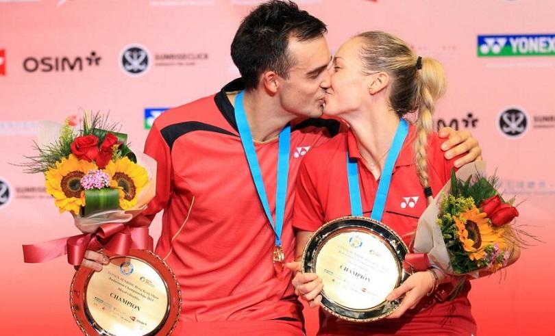 英国羽毛球队公布里约奥运会参赛名单
