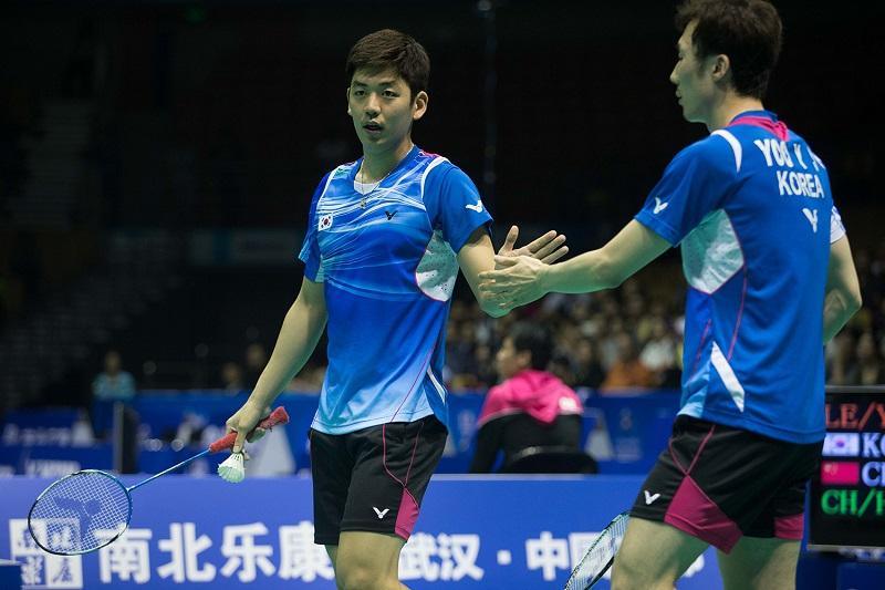韩国奥运羽毛球阵容:李龙大领衔 将是中国主要对手