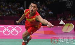 林丹VS李宗伟 2012奥运会羽毛球 男单决赛高清视频