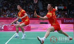 蔡赟/傅海峰VS鲍伊/摩根森 2012奥运会羽毛球 男双决赛高清视频