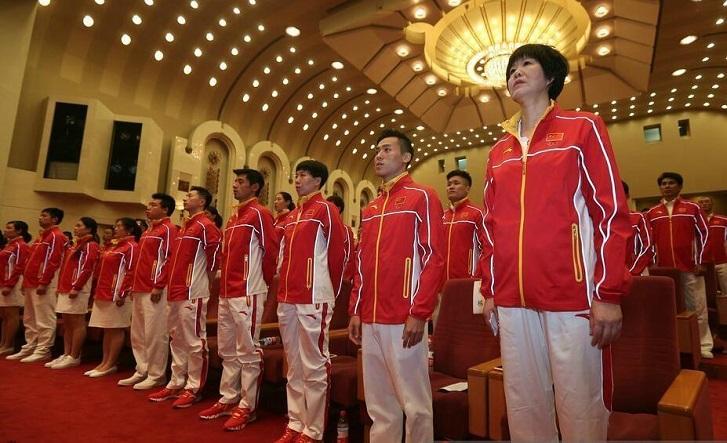 里约奥运会中国羽毛球队参赛名单