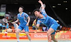 于洋/唐渊渟VS波莉/马赫斯瓦里 2016奥运会 女双1/4决赛万万博体育登录