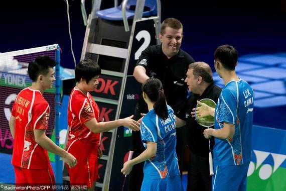 混双半决赛中国德比