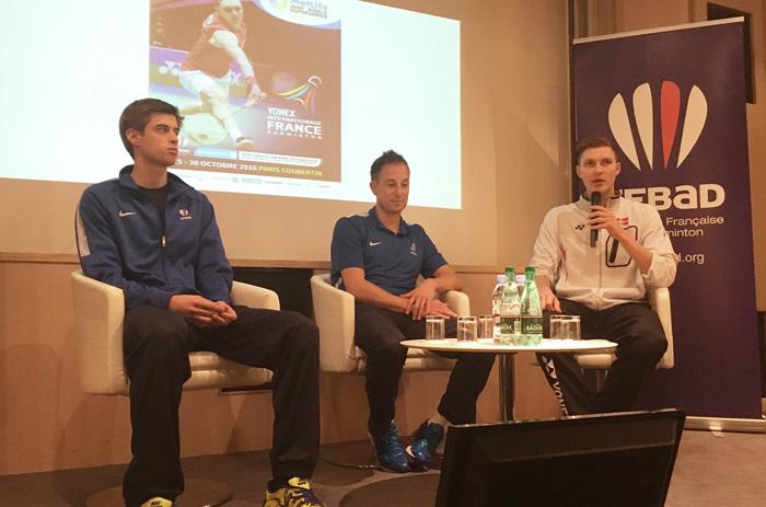 2016年法国羽毛球公开赛直播信息