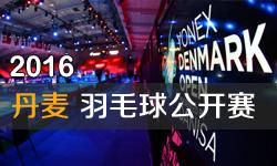 2016年丹麦羽毛球公开赛